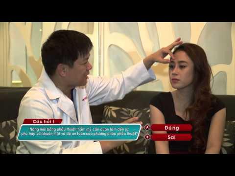 Bác sĩ sửa mũi s line đẹp uy tín nhất tại Sài Gòn TPHCM