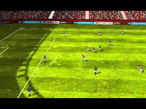 FIFA 14 Android - Arsenal VS Southampton