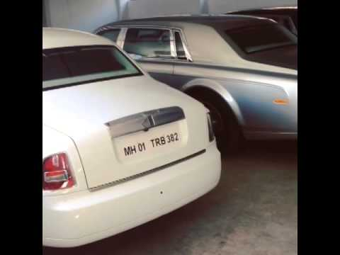 RollsRoyce Phantom series 2 EWB Trio in Kerala