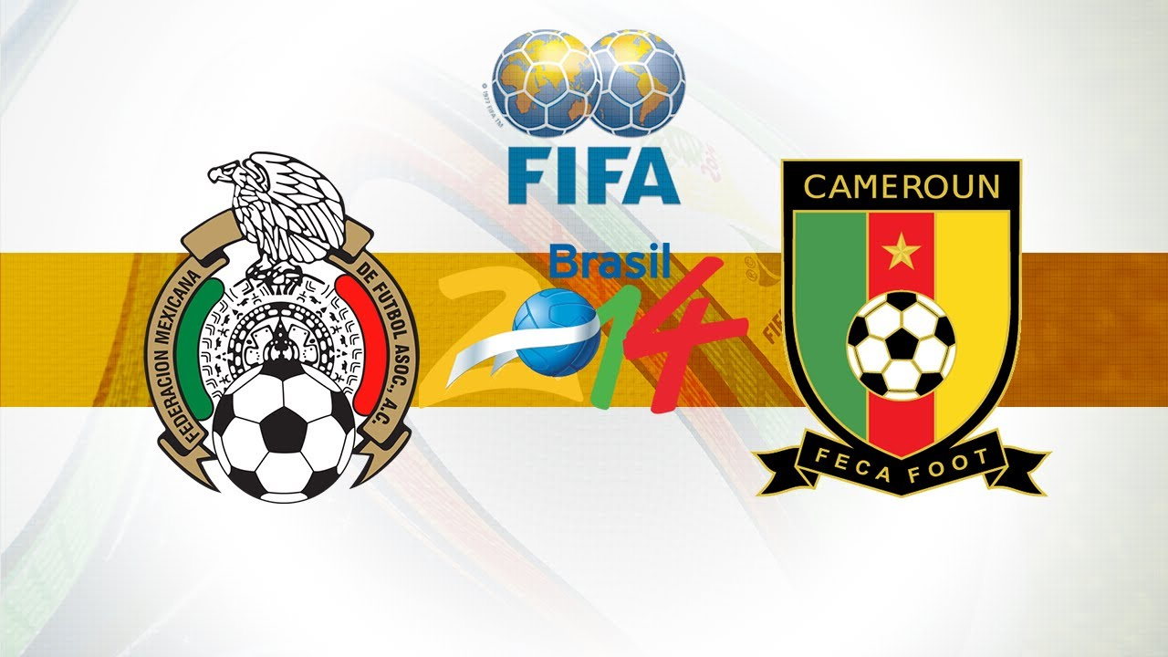 Ver Mexico vs Camerun En Vivo Online Graits HD Mundial 2014