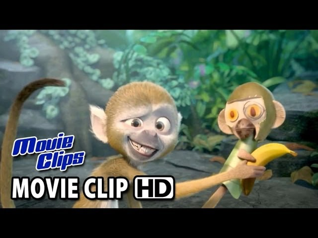 Rio 2 VIRAL VIDEO - Monkey Audition (2014) HD