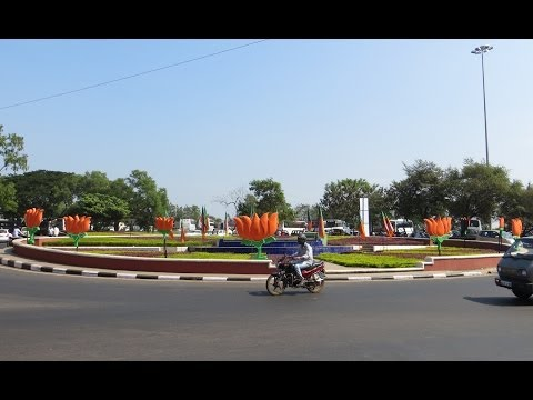 Narendra Modi Mega Rally Preparations, Goa