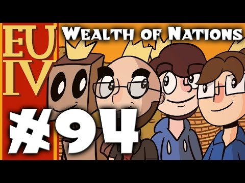 EU4 Wealth of Nations Multiplayer [The Hansa] - #94
