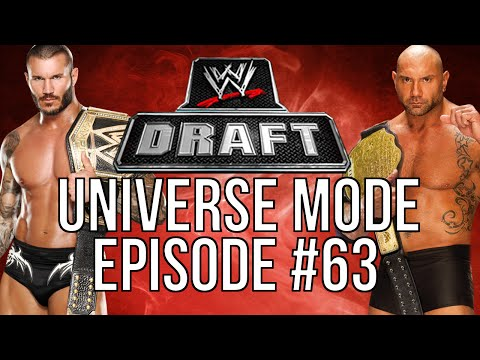 "WWE 2k14 Universe Mode - #53 ""The Elimination Chamber Pay Per View"""