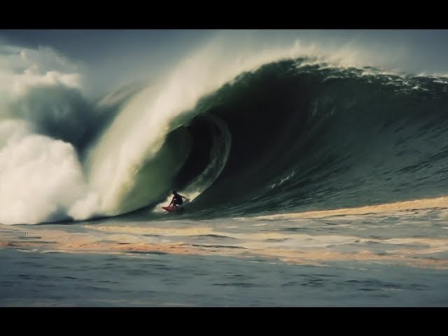 Big Wave Surfing in Chile, Peru, and Mexico - Red Bull Chasing the Swell 2012
