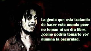 Mejores Frases De Bob Marley ''Is This Love''