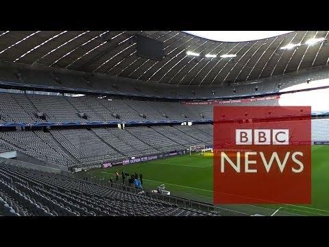 Manchester United set to take on Bayern Munich - BBC News