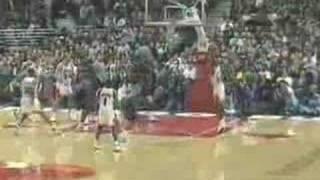 Bulls Vs. Knicks 1997. Jordan 51 Pts. (Van Gundy 'Con