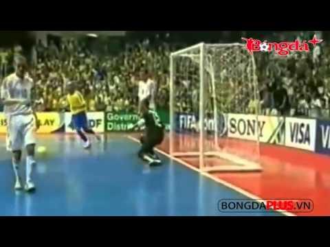 Falcao - Cầu thủ futsal hay nhất mọi thời đại
