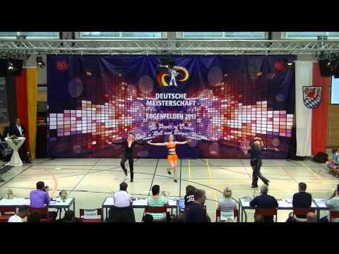 Knies - Langer & Wolf - Bahr - Deutsche Meisterschaft 2013
