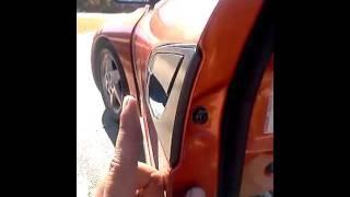 95 Mitsubishi Eclipse Car Door Handel Installed