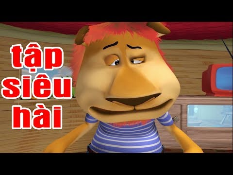 Sư Tử hoạt hình siêu hài - Phim hoạt hình 3D vui nhộn ► Phim hoạt hình 3D hay nhất 2017