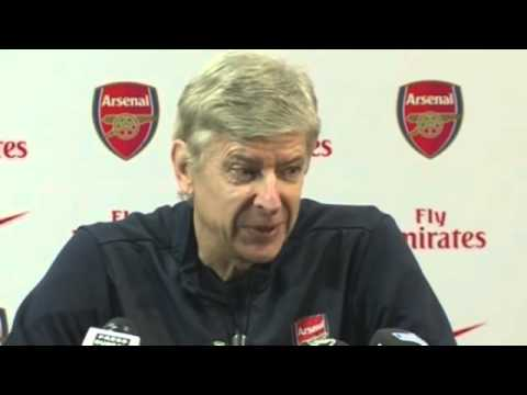 Arsenal v Southampton  Arsène Wenger looks ahead to 'tough' Premier League match