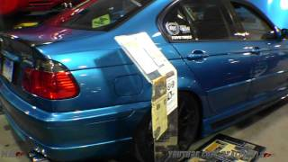 Heavily Modified BMW 323i Supercharged..W/ a lot of Carbon Fiber videos