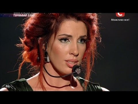 Х-фактор 4.Мария Кацева [02.11.13] /The X Factor (Ukraine). Season 4. Maria Katsev