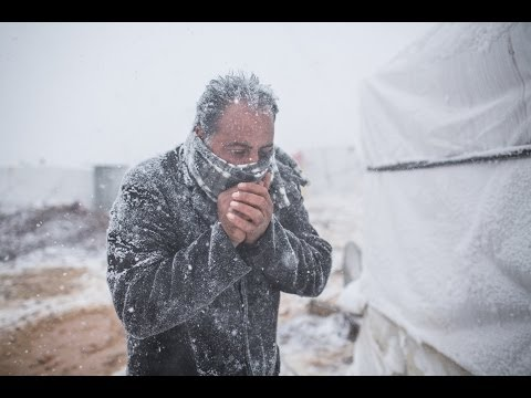 Lebanon: Bitter Snow Storm For Syria's Refugees