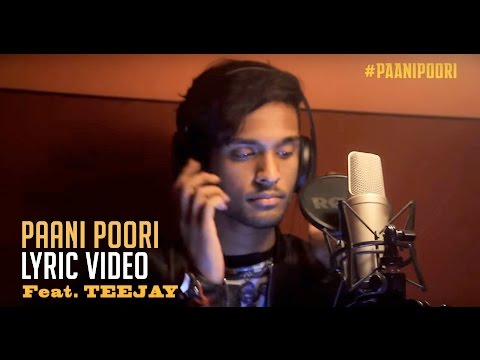 Sawaari - Paani Poori Lyric Video