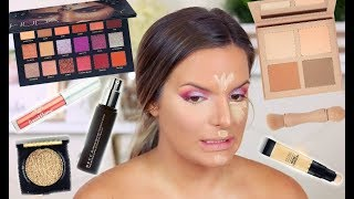 TESTING NEW MAKEUP! HITS AND MISSES | Casey Holmes