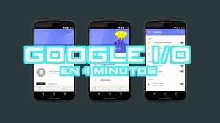 Las novedades de Google I/O 2015 en 4 minutos