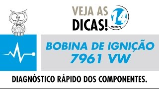 DICA MTE 14 – Bobina Volkswagen 7961