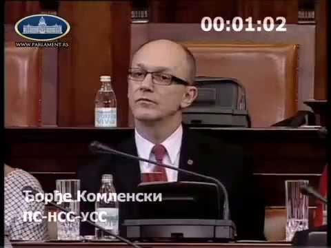 Ђорђе Комленски До сада није било топловода ка Београду јер нико није водио рачуна о Обреновцу