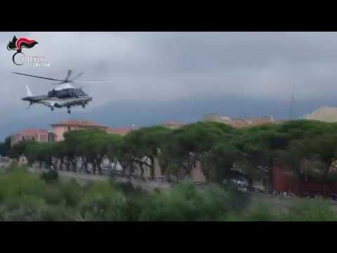 الشرطة الإيطالية تستعمل مروحية لإيقاف مغربيين على طريق أفلام