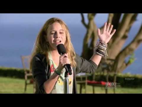 Beatrice Miller All Performances in X Factor USA 2012 Top 12 Season 2
