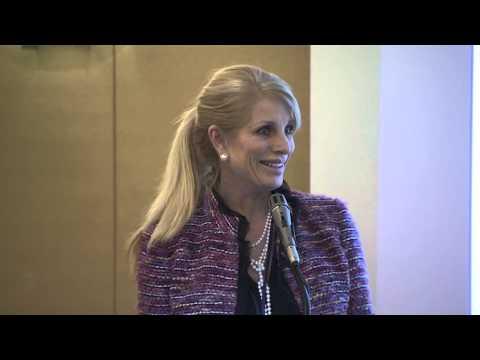 Donna Schuller Speaks at the 1st Global Peace Women Session, Korea 2011