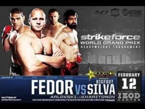 Fedor Vs Silva Fight Video | United States Online News