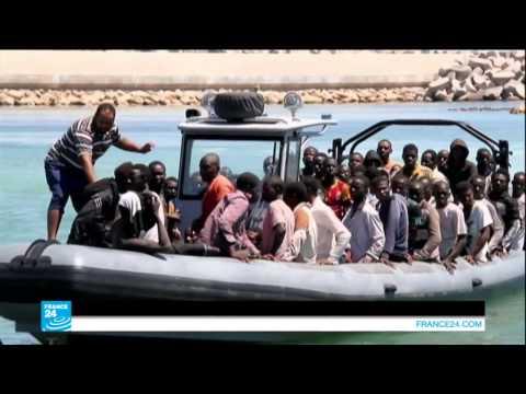 قمة الاتحاد الاوروبي حول الهجرة