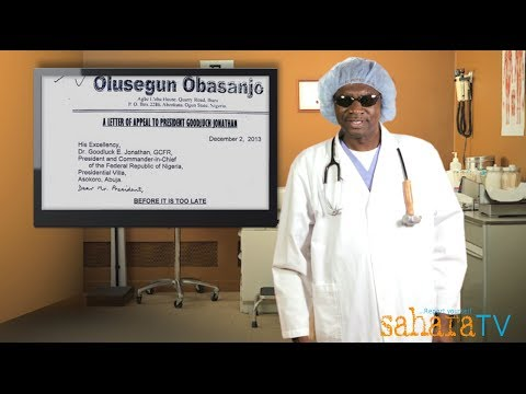 Doctor Damages Episode 116 (Olusegun Obasanjo's Love Letter to Pres. Goodluck Jonathan)