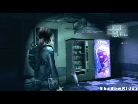 Resident Evil: Revelations Gameplay Walkthrough: Part 1 - Into The Depths - Episode 1