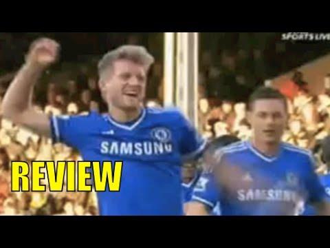 Andre Schürrle hattrick goal vs Fulham 2014| Fulham vs Chelsea 0-3 1/3/2014 REVIEW