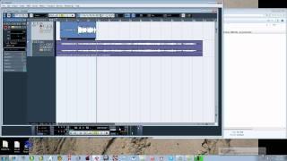 Grabación de voz con pista karaoke en Cubase