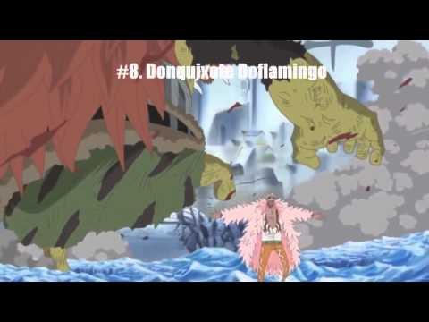 One Piece - 20 Trái ác quỷ mạnh nhất