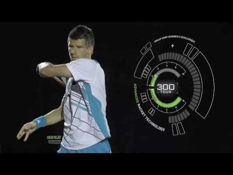 DUNLOP BIOMIMETIC - Offizielles Video 2011