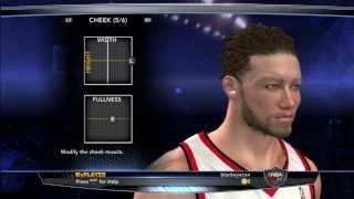 NBA 2K14 My Player Creation, Intro & Menu