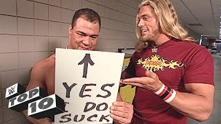 Funniest backstage moments: WWE Top 10, July 16, 2018