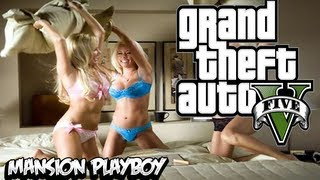 GTA V La Mansion PlayBoy Easter Egg