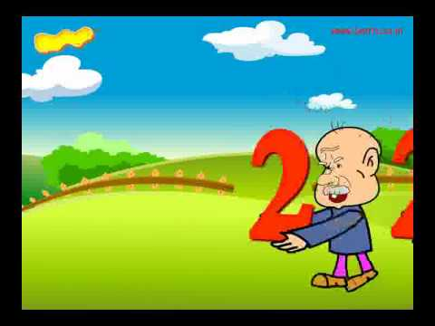 THIS OLD MAN Nursery Rhymes by Usha Uthup for Children