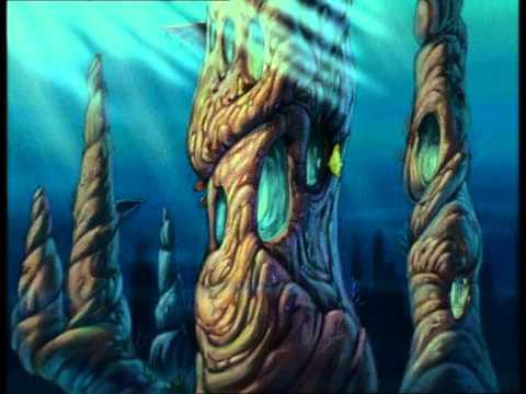Malá morská víla