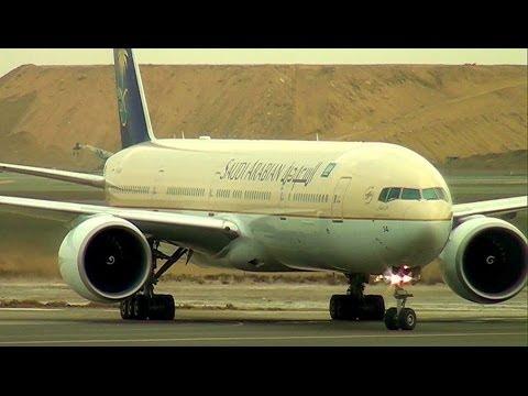 JEDDAH AIRPORT 2014 JED/OEJN مطار جدة