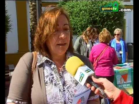 La Asociación Sevillana de Esclerosis Múltiple realizó en Gines su Campaña de Cuestación