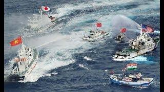 Phen này Trung Quốc tiêu đời, Việt Nam liên minh 3 cường quốc Răn Đe TQ trên biển Đông