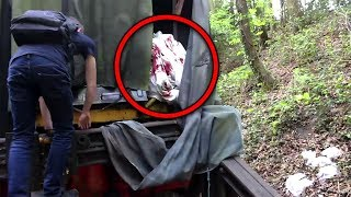 10 Scariest Things Found By YouTubers