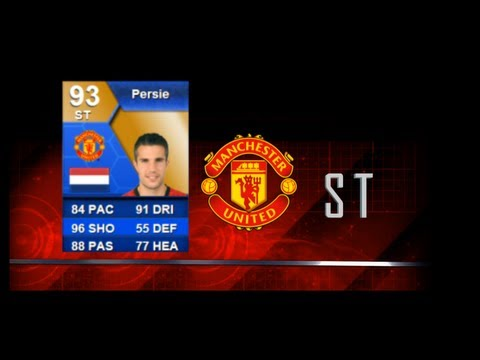 FIFA 13 | FUT | Player Review | TOTS 93 Robin Van Persie | Ep. 19