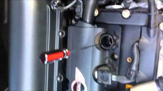 Changing Spark Plugs On 2007+ Mini Cooper S.wmv