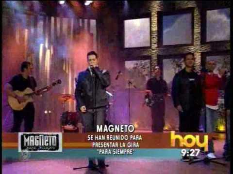Magneto en Hoy