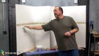 Pintar paredes alicatadas