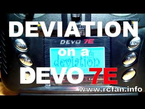 HowTo: Install DEVIATION on a Walkera Devo 7e